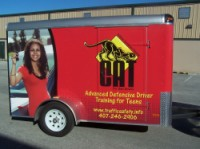 Vehicle Graphics and Vehicle Wraps