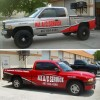 Air Conditioning Truck Graphics