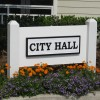 Sandblasted Sign On Wood Backer, Ocoee City Hall
